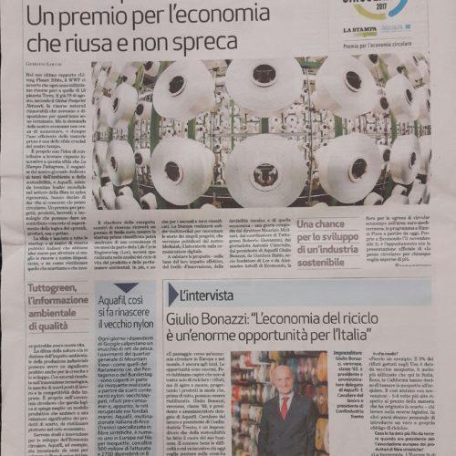 """Nasce """"IO PENSO CIRCOLARE"""": un premio per l'economia che riusa e non spreca"""