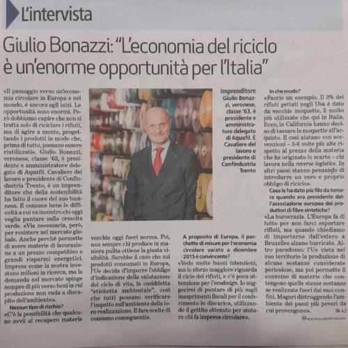 Intervista a Giulio Bonazzi