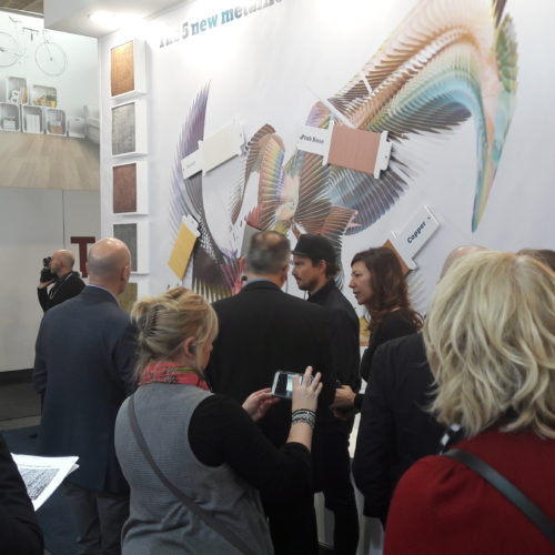 AQUAFIL'S BOOTH AT DOMOTEX 2017