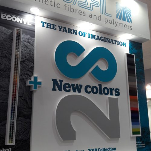 The launch of 28 new colors for the Global Collection. Now 170 colors for all designers.