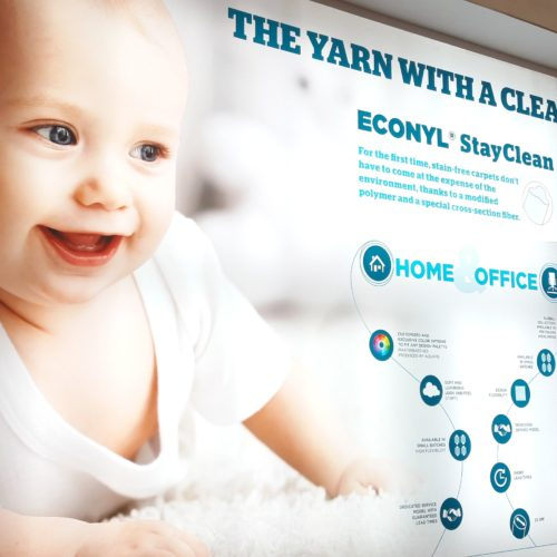 ECONYL® StayClean Home and Office.