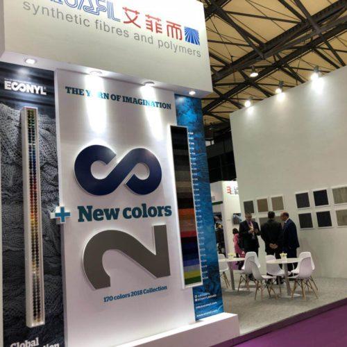 Lancio 28 nuovi colori della gamma ECONYL® Global Collection. Ora i colori sono 170.