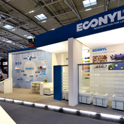 Good start at Munich's exhibition for the ECONYL® brand