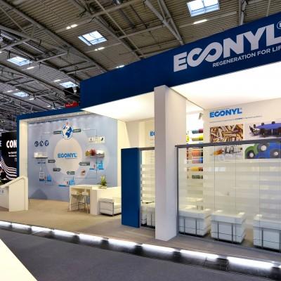 Good start at Munich's exhibition for the ECONYL® brand