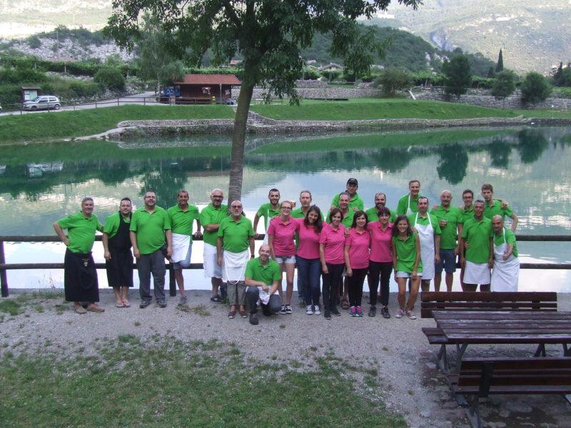 staff festa estate Aquafil divisa
