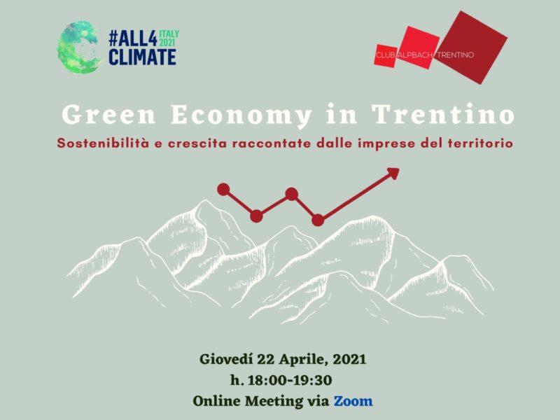 Green Economy in Trentino