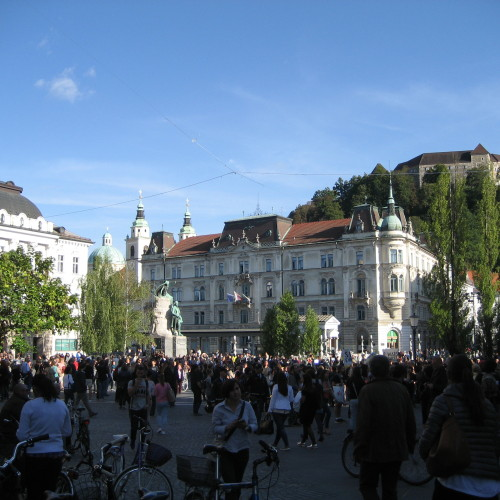 Meeting in Slovenia (9-11 September)