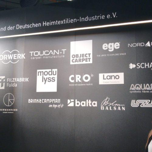 CARPET, una importante iniziativa realizzata dai principali produttori di tappeti tedeschi ed europei.