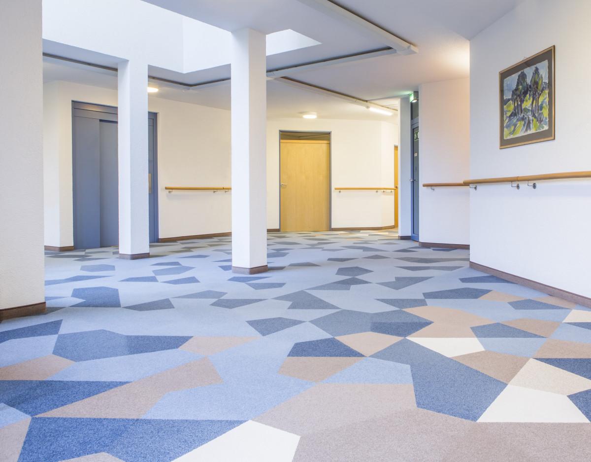 Aquafil carpet yarn for Interior decoration hsn code gst