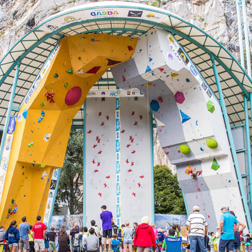 Arco Rock Master Climbing Stadium