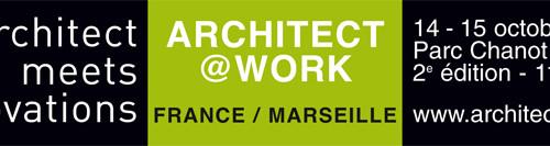 ARCHITECT@WORK MARSEILLE – BOOTH 49