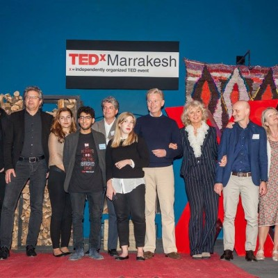 Giulio Bonazzi's TEDx is finally online!