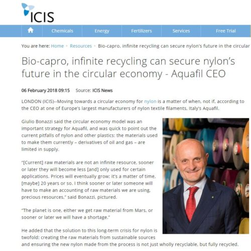 LONDON (ICIS)--Interview article by Ciaran Tyler