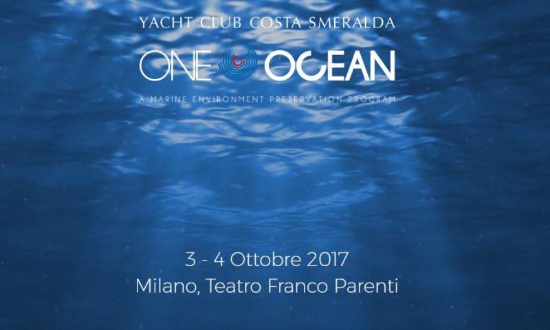 one ocean copertina